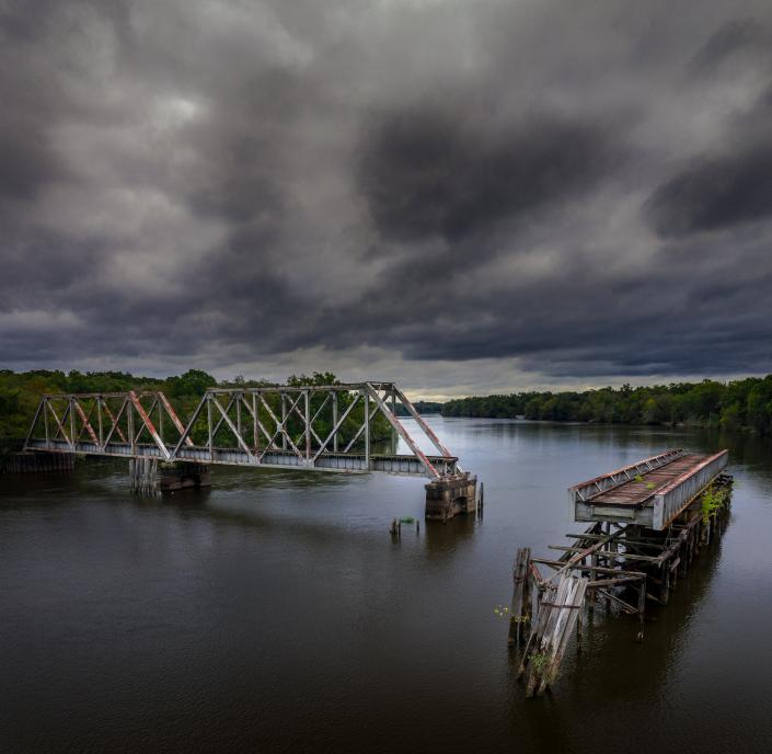 Altamaha Swing Bridge