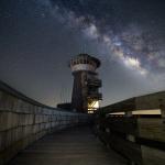Milky Way and Brasstown Bald Part 2