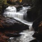 Cullasaja Gorge Waterfall