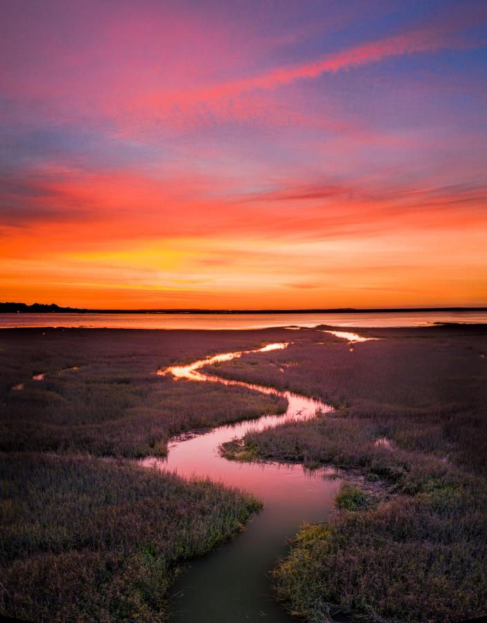 Skidaway Sunrise