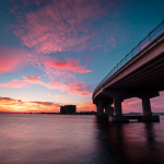 Bridge to Perdido Key