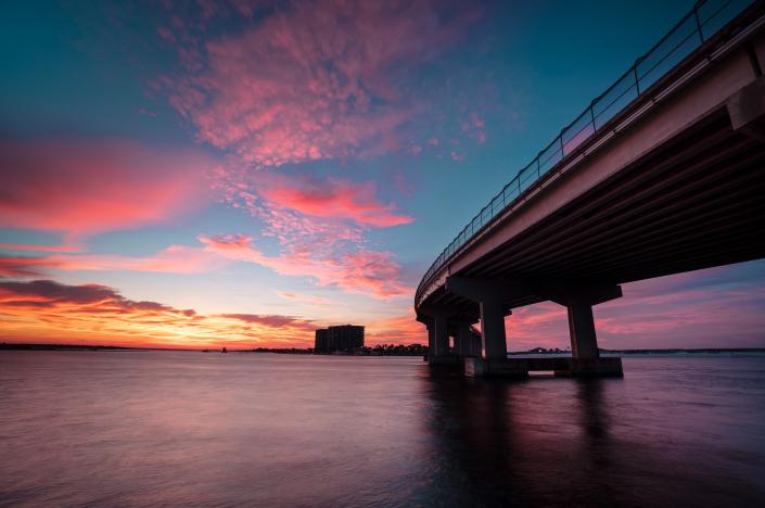 Bridge to Perdido Key