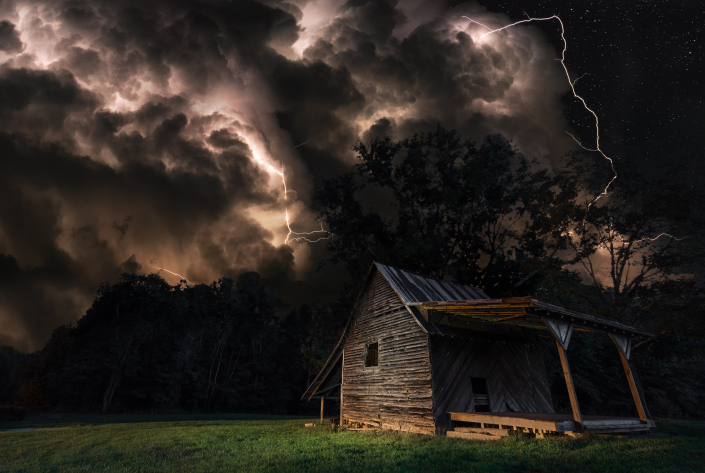 The Barn and the Storm